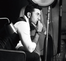 Ranbir Kapoor for TAG Heuer and Verve, shot by Dabboo Ratnani