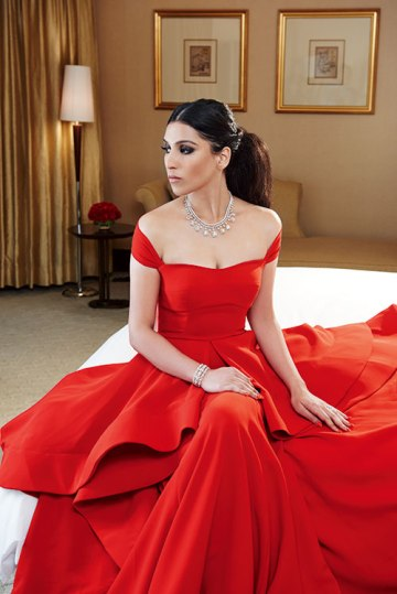 Aishwarya Nair for The Rose Code, Verve Magazine, Leela Group of Hotels