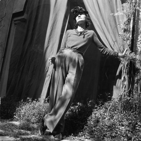 1938 Photo Schall at La Pausa